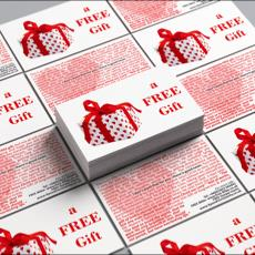 A FREE gift tract